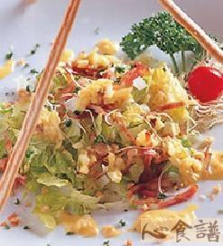 凯萨沙拉的做法 凯萨沙拉怎么做好吃 点心匣子 家常做法大全 豆果美食