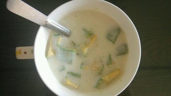 牛油果酸奶的做法_【图解】牛油果酸奶怎么做好吃_果