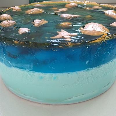 神秘海底世界※慕斯蛋糕