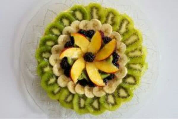 水果拼盘的做法_【图解】水果拼盘怎么做好吃-水果拼盘的做法 水果拼