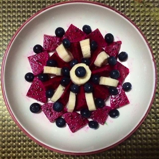 水果拼盘制作 - 好看的水果拼盘图片
