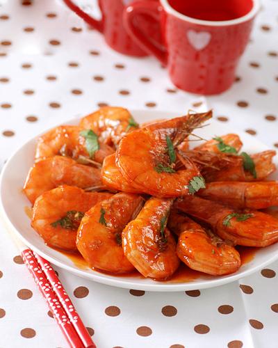 红烧大虾的做法_【图解】红烧大虾怎么做好吃