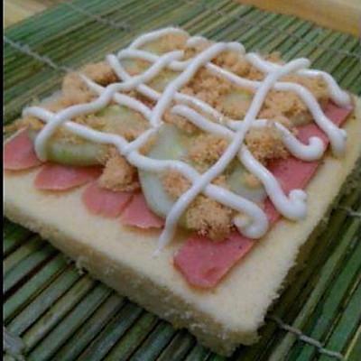 吐司三明治的做法_【图解】吐司三明治怎么做好吃