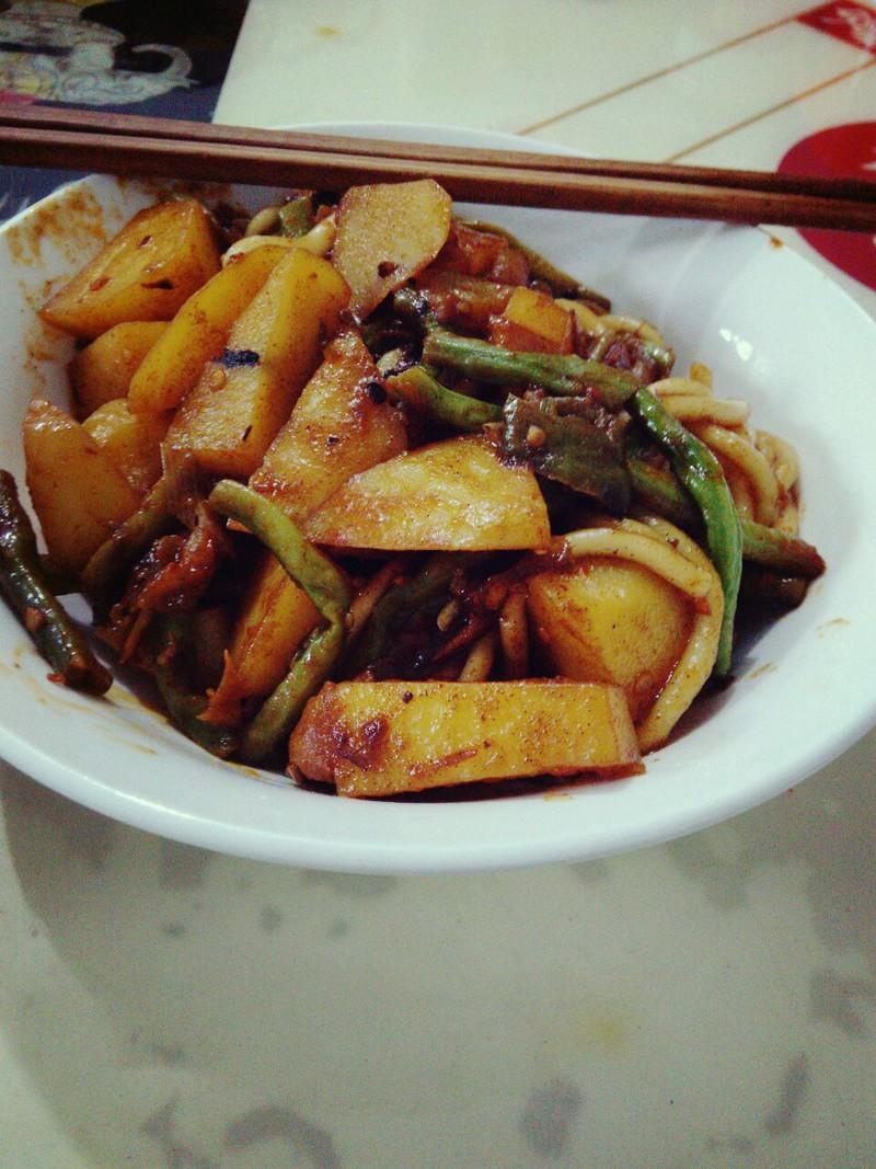 做饭热菜什么梗