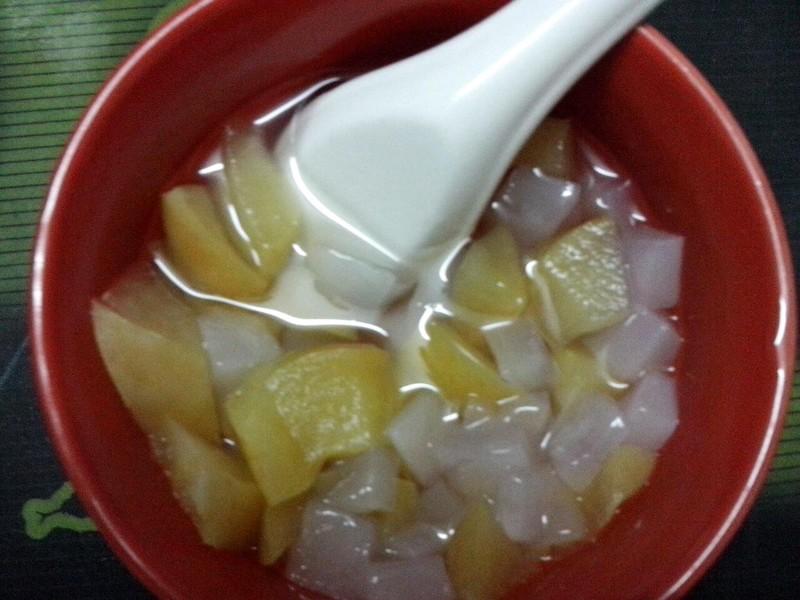 主料 椰果适量 1个 水适量 适量 椰果苹果汤的做法步骤 小贴士