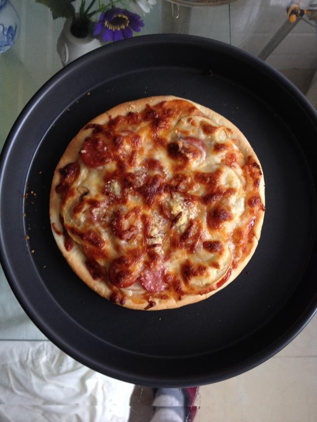 披萨的做法_【图解】披萨怎么做好吃