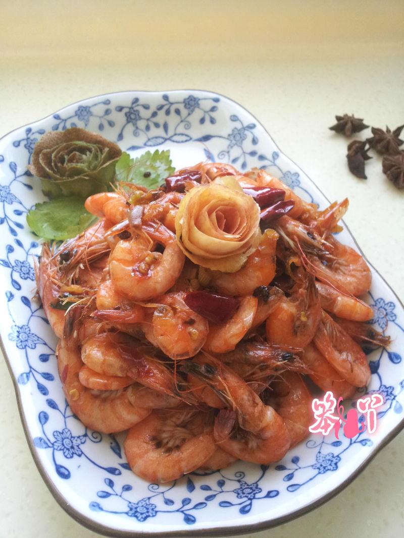 麻辣香虾的做法_【图解】麻辣香虾怎么做好吃_笨丫