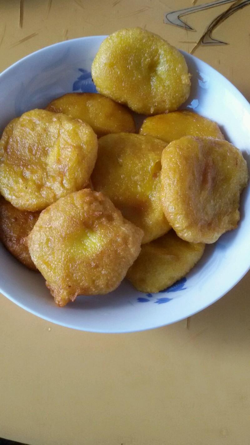 奶香南瓜饼的做法_【图解】奶香南瓜饼怎么做好吃-脆皮南瓜饼的做法