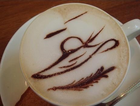 咖啡拉花的做法 咖啡拉花怎么做好吃 金牛娃 家常做法大全