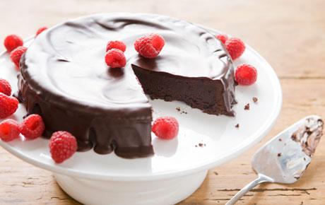 牛奶盒+摇一摇:. 巧克力熔岩蛋糕 木糠杯[简单到手.
