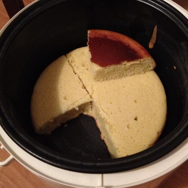 减肥茶_电饭锅蛋糕的做法_【图解】电饭锅蛋糕怎么做如何做好吃_电饭锅 ...