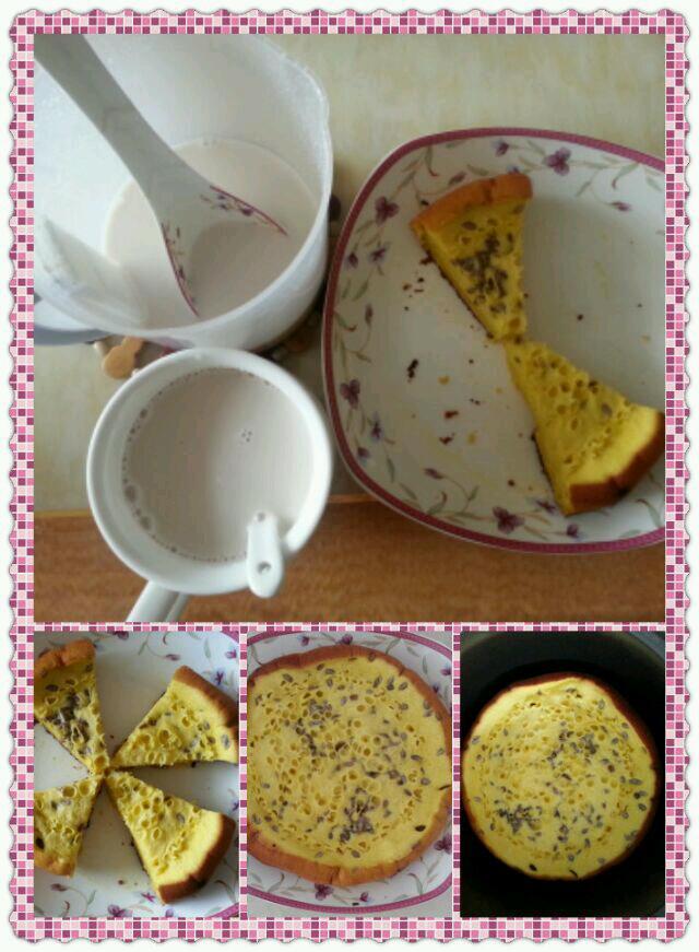 电饭煲做蛋糕的做法步骤