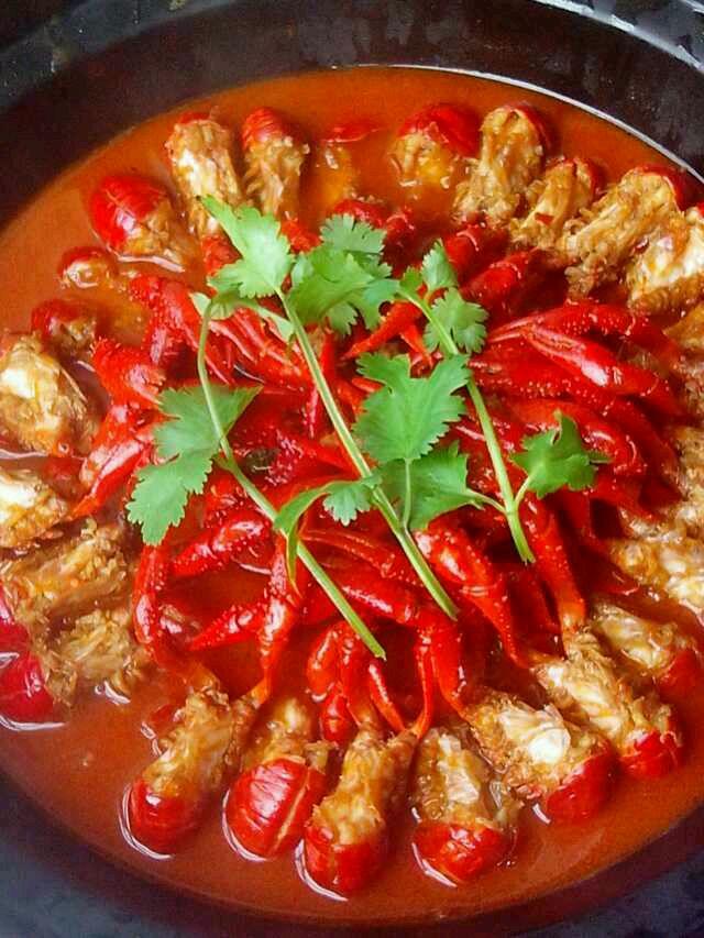 口味小龙虾的做法_【图解】口味小龙虾怎么做好吃