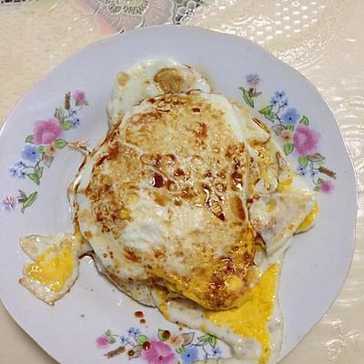 煎鸡蛋的做法_【图解】煎鸡蛋怎么做好吃