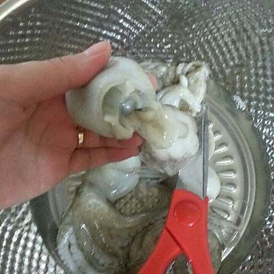 韩式八爪鱼的做法_【图解】韩式八爪鱼怎么做好吃