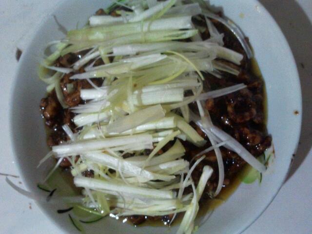 家常小菜——京酱肉丝的做法步骤