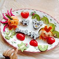 水果拼盘的做法_【图解】水果拼盘怎么做好吃_水果图片