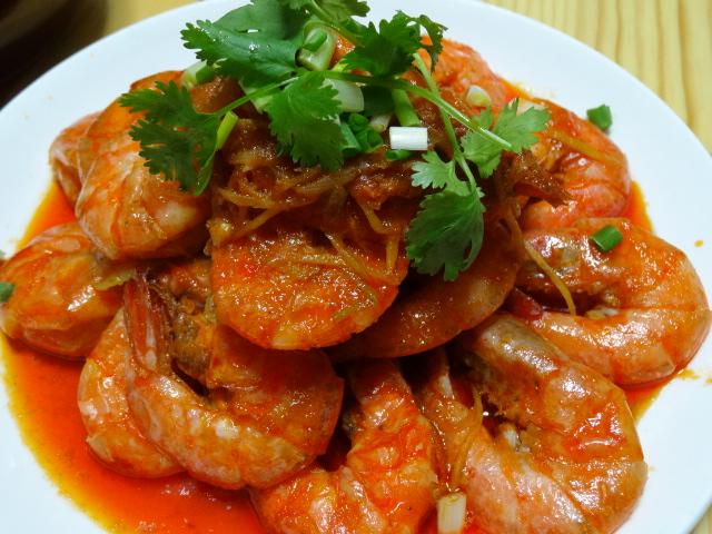 油焖大虾的做法_【图解】油焖大虾怎么做好吃