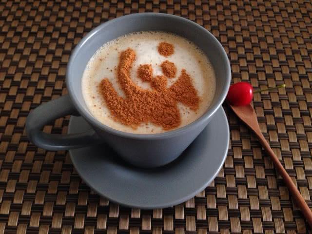 我做的咖啡的做法步骤