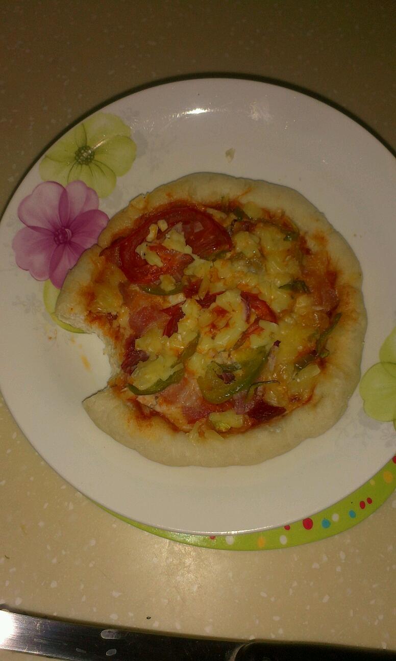 韩国披萨做法大全图解