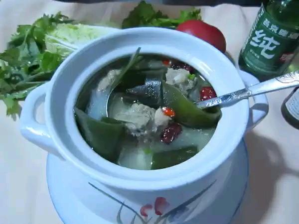 海带烧汤放冰糖吃了会怎么样?