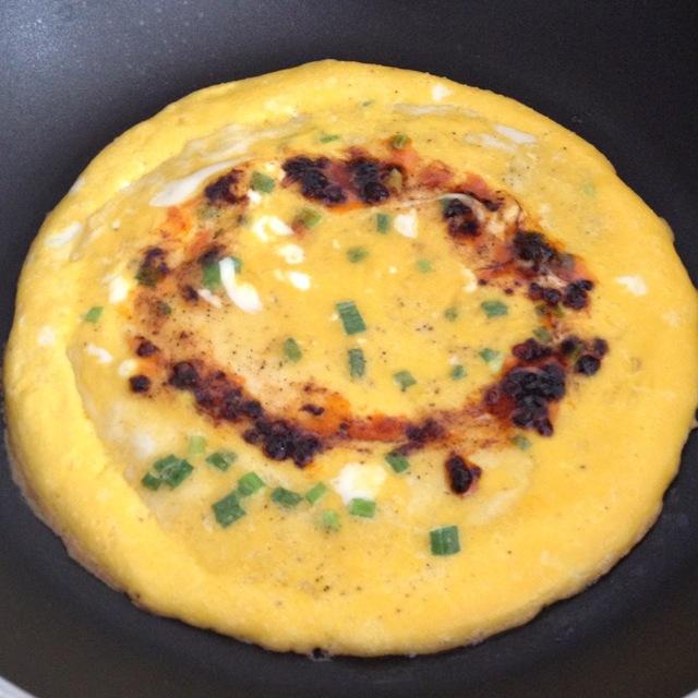 黄金能量圈(蛋饼)的做法_【图解】黄金能量圈(蛋饼)做