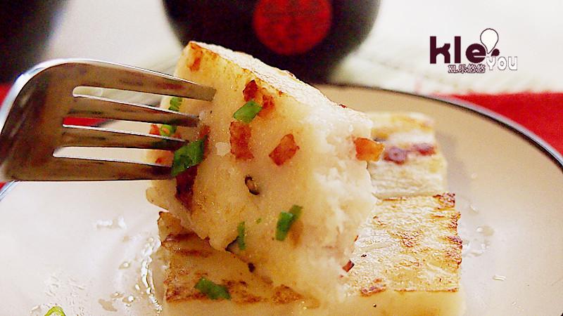 香煎萝卜糕的做法_【图解】香煎萝卜糕怎么做好吃_kl