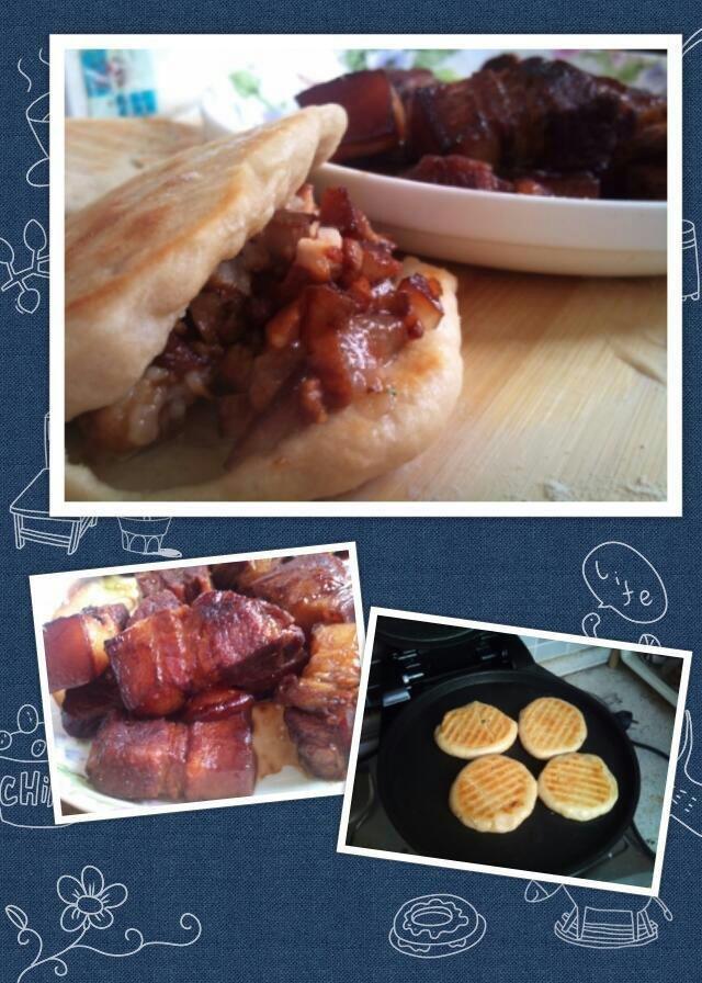 王记肉夹馍的做法_【图解】王记肉夹馍怎么做好吃