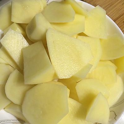 红烧土豆豆角的做法_【图解】红烧土豆豆角怎么做