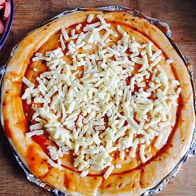 【图解】水果披萨.怎么做好吃