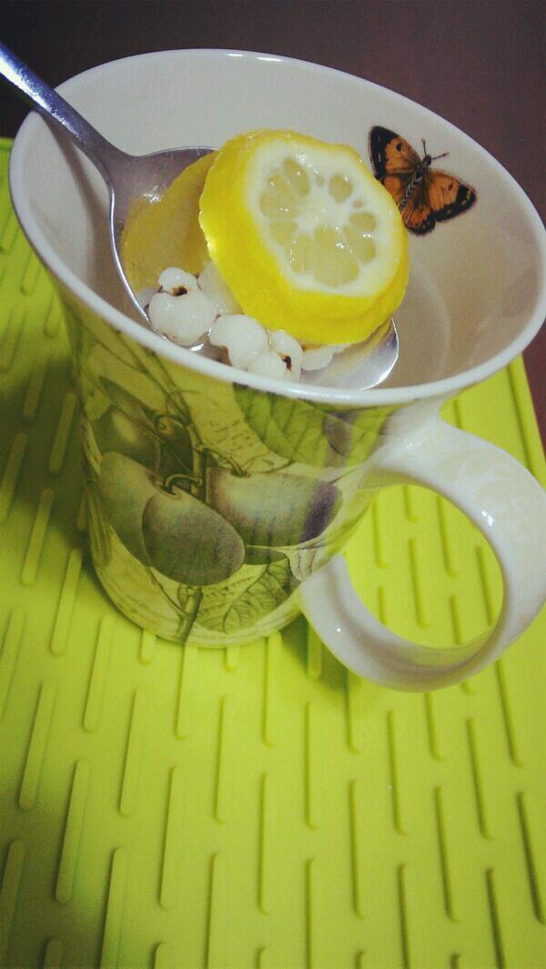 薏仁檸檬蜂蜜水的做法_【圖解