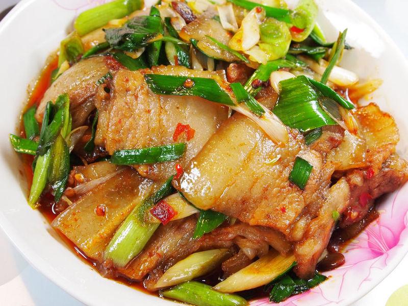回锅肉肉怎么做好吃_回锅肉的做法_【图解】回锅肉怎么做如何做好吃_回锅肉家常做法 ...