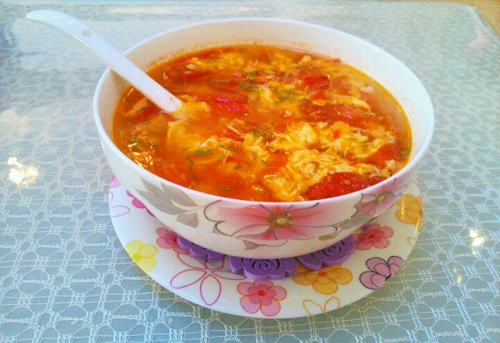 番茄蛋汤_西红柿蛋汤`