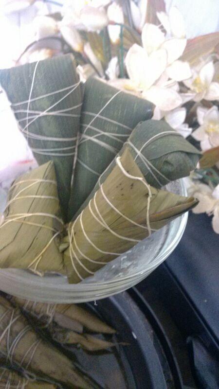 红豆粽子的做法步骤