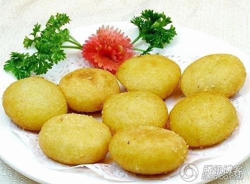 手动diy小零食 :香芋甜心~~~的做法_【图解】手动diy