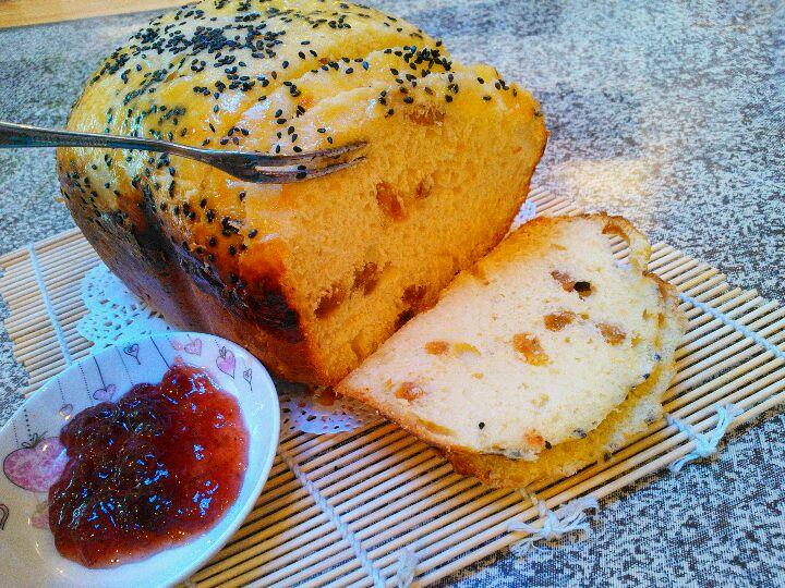 葡萄干面包-(东菱面包机试用报告)的做法步骤