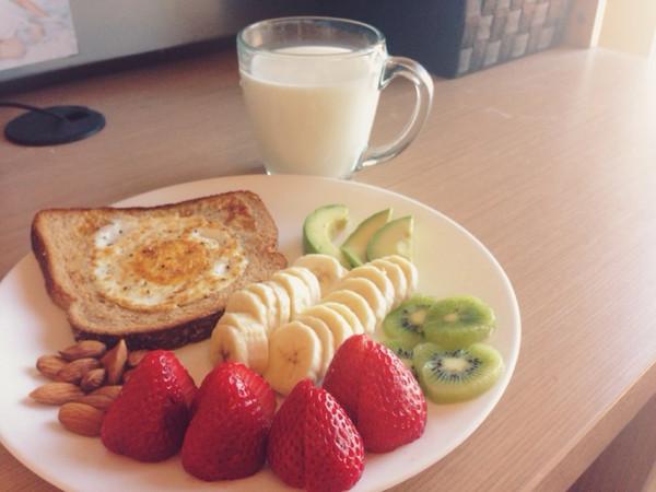 营养早餐菜谱