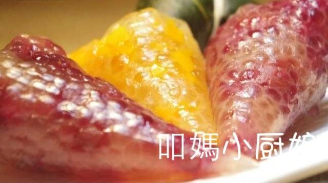 水晶粽子的做法_【图解】水晶粽子怎么做好吃_言博or