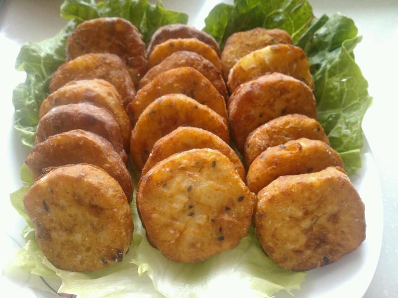 土豆幼儿手工制作南瓜