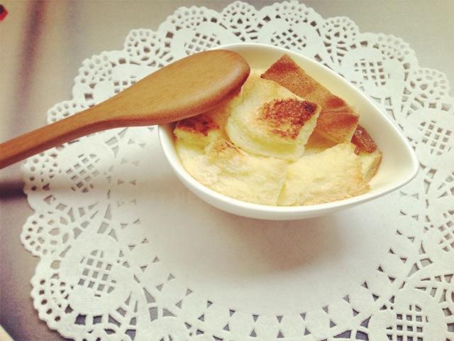 吐司布丁的做法_【图解】吐司布丁怎么做好吃_hirako