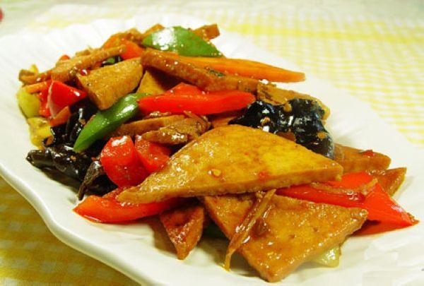 家常豆腐的做法_【图解】家常豆腐怎么做好吃_谁曾探