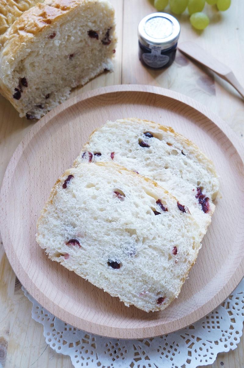 [东菱面包机]蔓越莓米饭面包的做法步骤