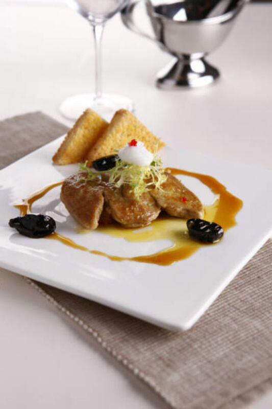 香煎法国鹅肝的做法_【图解】香煎法国鹅肝怎么做好吃