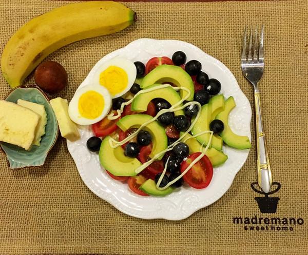有益于减肥的水果萨拉