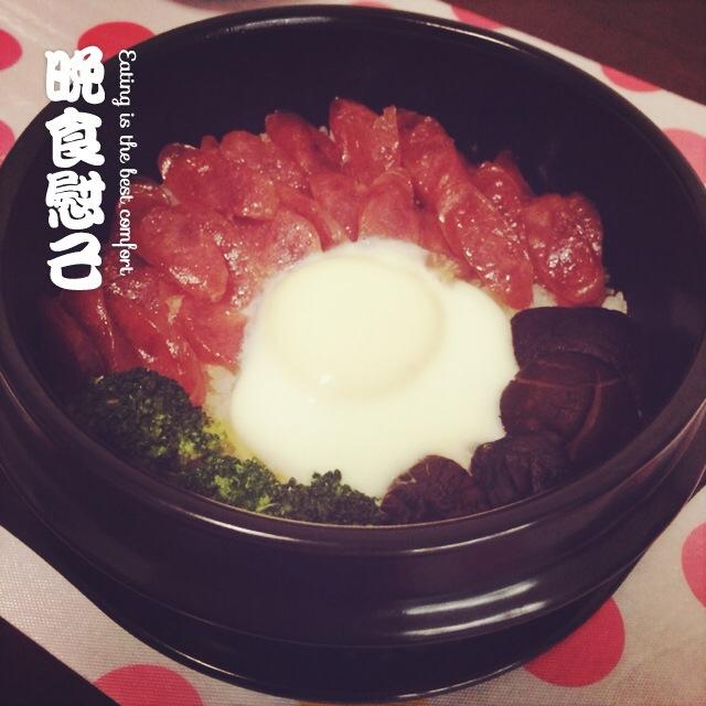 广式煲仔饭的做法_【图解】广式煲仔饭怎么做好吃