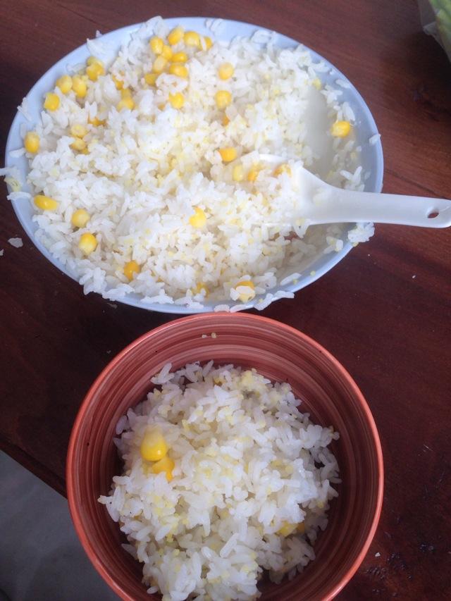 手工制作用绿豆玉米粒