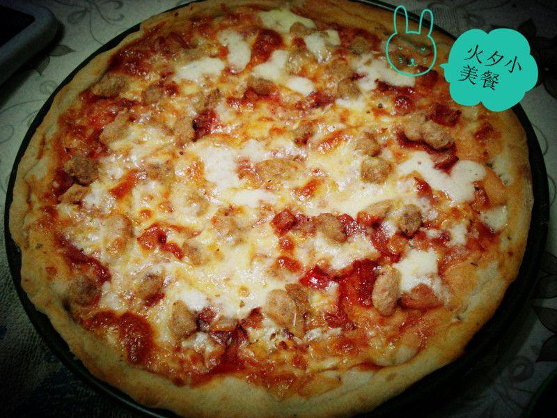 美食/意大利薄饼披萨