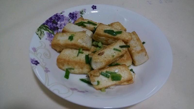 煎豆腐的做法_【图解】煎豆腐怎么做好吃_阳光米粉