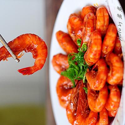 油焖虾的做法_【图解】油焖虾怎么做好吃_油焖虾_家常