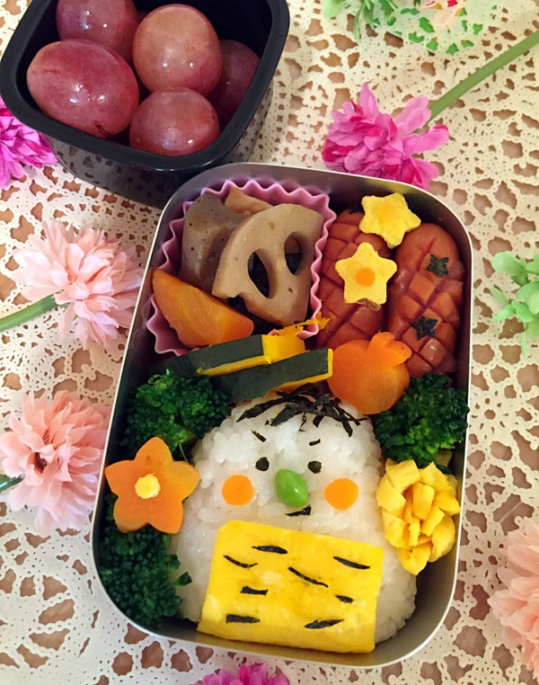 幼儿园便当的做法_【图解】幼儿园便当怎么做好吃_园